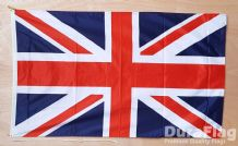 "UNION JACK - 18"" x 12"" WITH ROPE & TOGGLE (45cm x 30cm)"